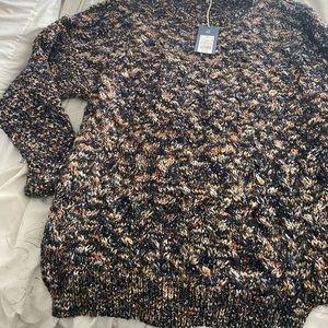 Multi colored Universal Thread sweater